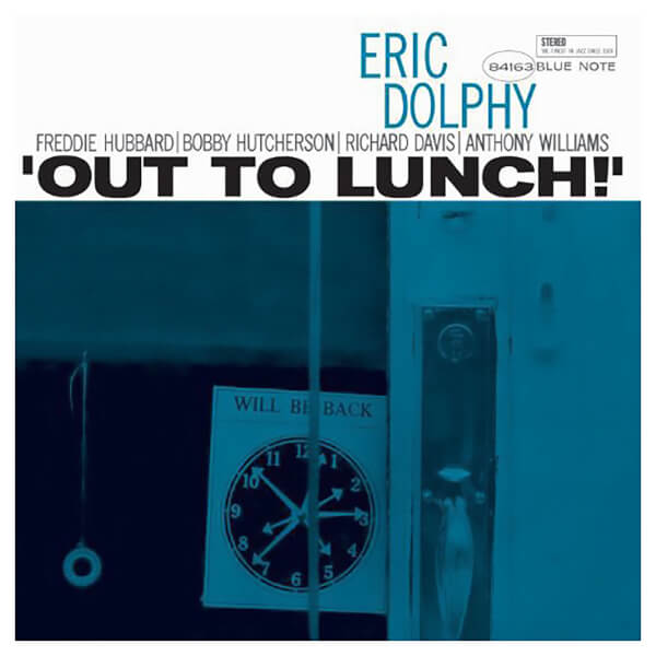 Out To Lunch Vinyl