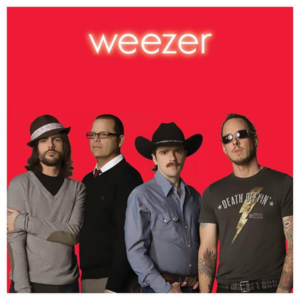 Weezer (Red Album) Vinyl