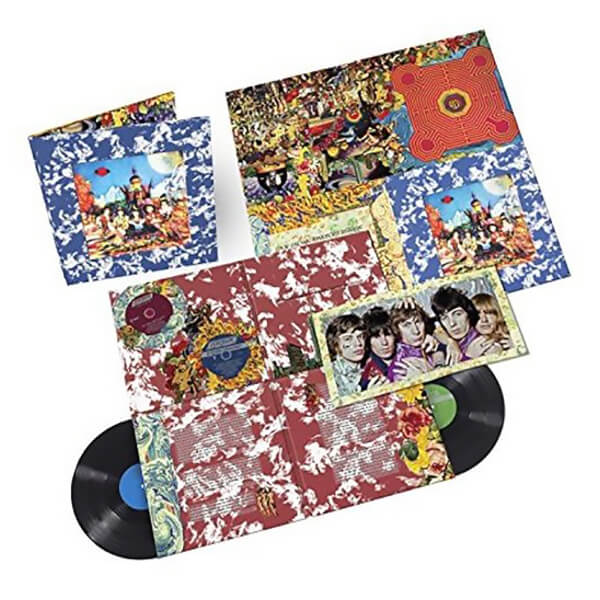 Their Satanic Majesties Request - 50 Anniversary Vinyl