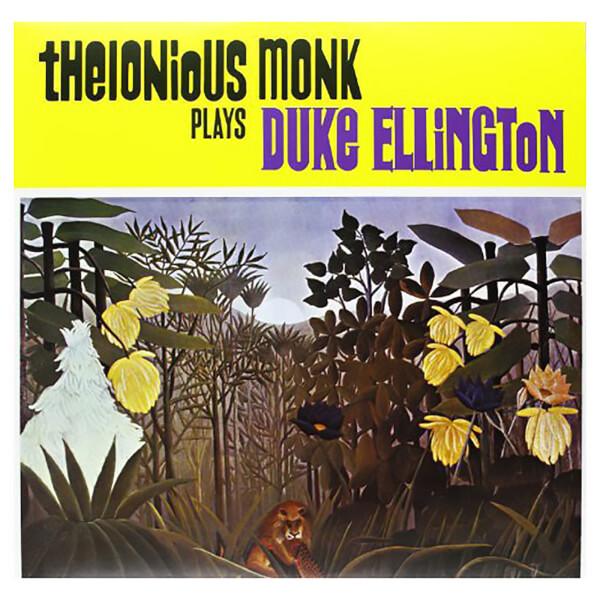 Plays Duke Ellington Vinyl