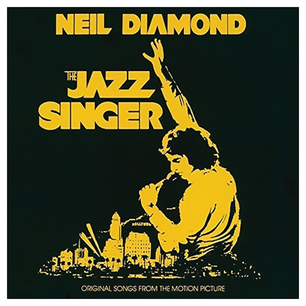 Jazz Singer (Original Songs From Motion Picture) Vinyl