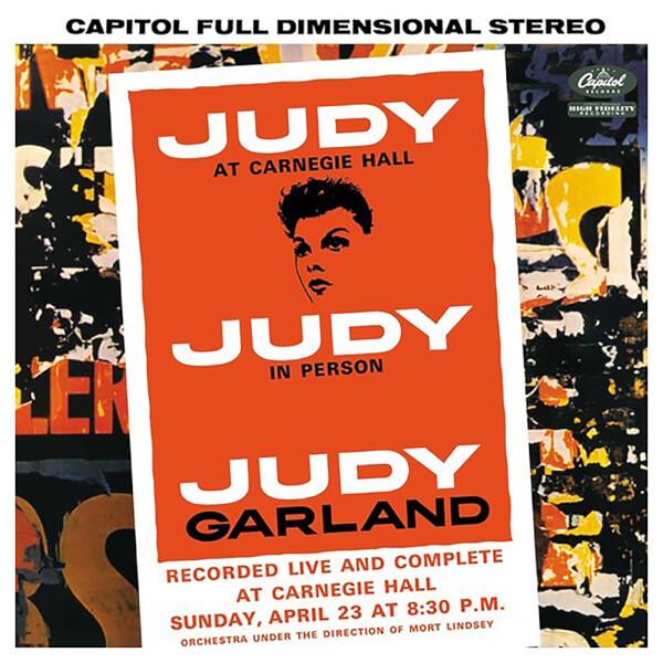 Judy At Carnegie Hall Vinyl