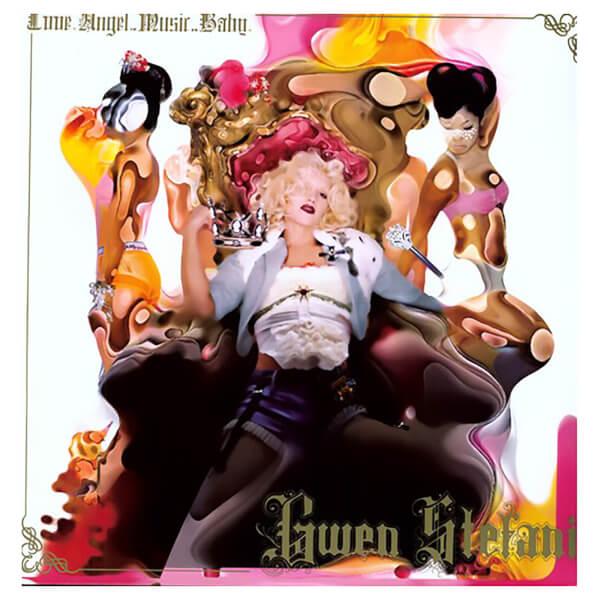 Love Angel Music Baby Vinyl