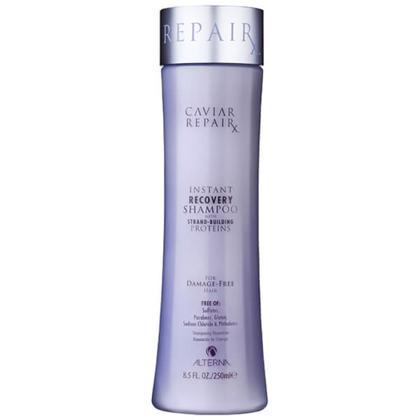 Alterna Caviar Repair Shampoo 250ml with Infinite Color Hold Vibrancy Serum 15ml