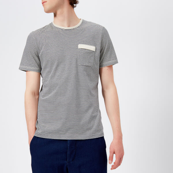 Oliver Spencer Men's Envelope T-Shirt - Danbury Navy