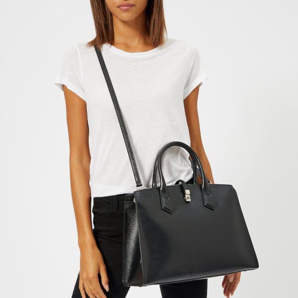 2495438d20 Vivienne Westwood Women s Sofia Office Bag - Black  Image 3