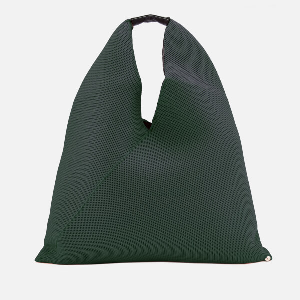 MM6 Maison Margiela Women's Japanese Tote Bag - Dark Green