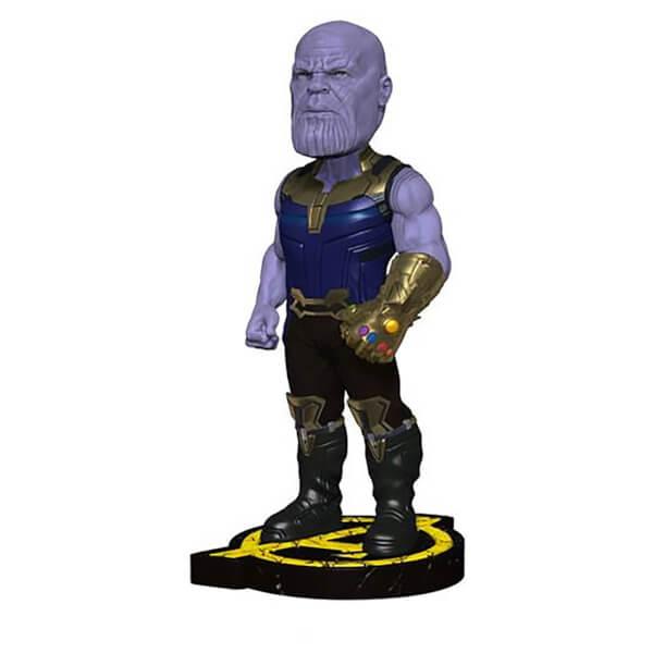 NECA Avengers Infinity War Thanos Head Knocker