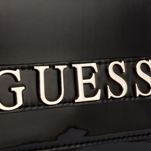 2f8f975253b7 Guess Women s Summer Nights City Clutch Bag - Black  Image 4