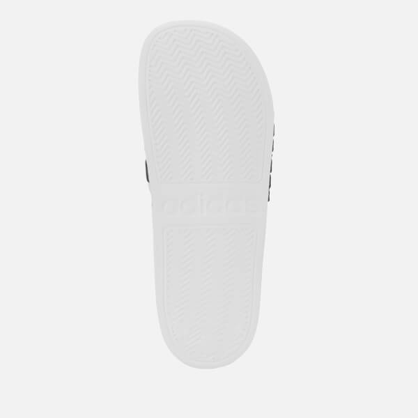 eeae402f1586 adidas Men s Adilette Shower Slide Sandals - White Sports   Leisure ...