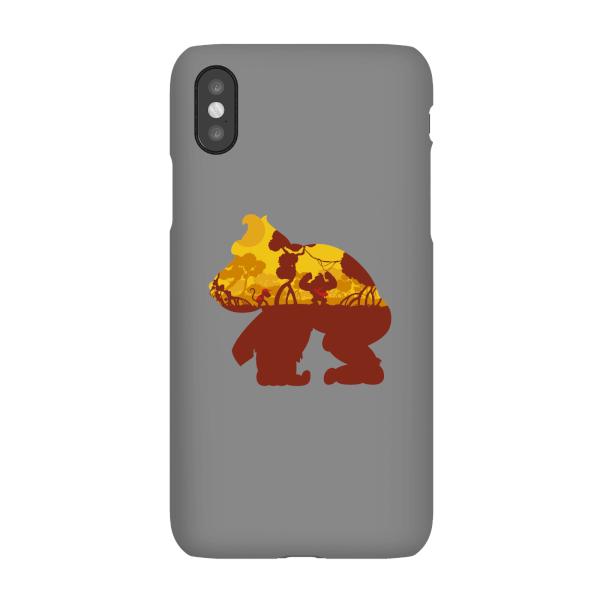 Donkey Kong Silhouette Mangrove Phone Case