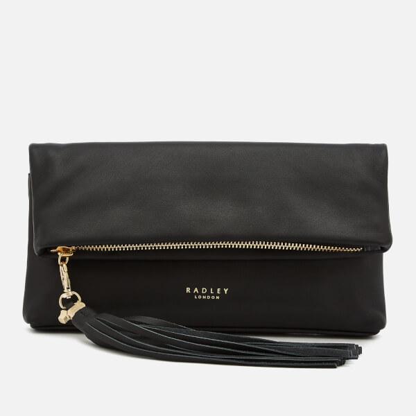 Radley Women's Hatfield Medium Clutch Foldover - Black