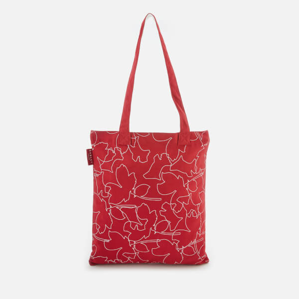 Radley Women's Linear Dog Medium Tote Bag - Claret