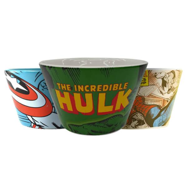 Marvel Bowl Bundle