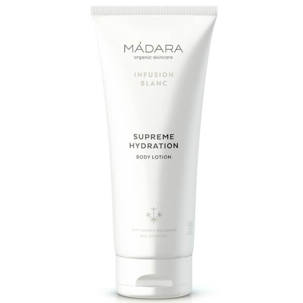 MÁDARA Infusion Blanc Supreme Hydration Body Lotion 200ml