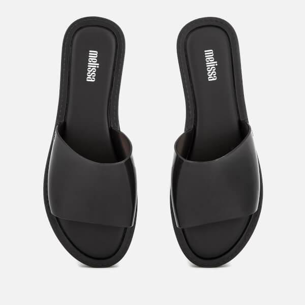 Melissa Women's Soul Slide Sandals - Black