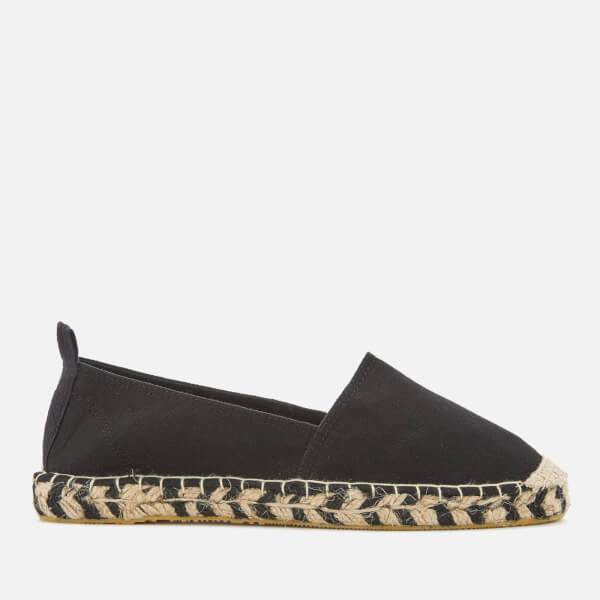 Superdry Women's Erin Espadrilles - Black