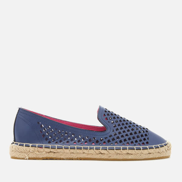 Superdry Women's Cecelia Slip On Espadrilles - Cobalt