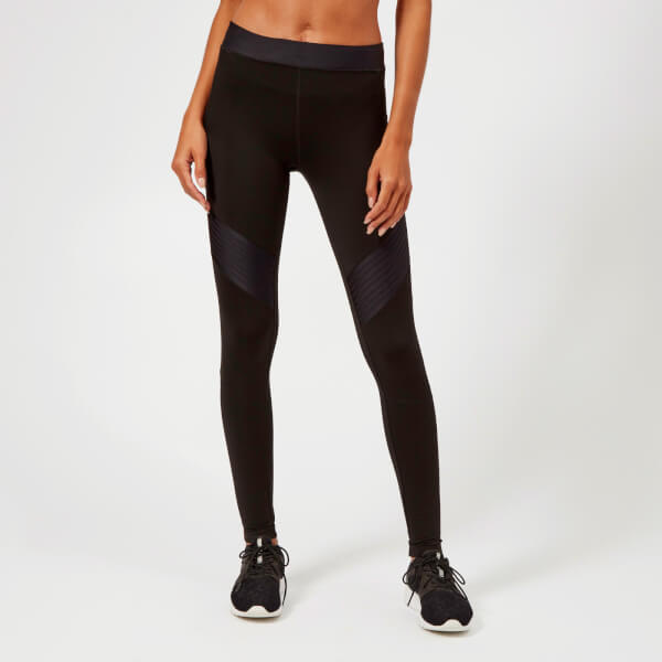 Monreal London Women's Biker Leggings - Black/Glossy