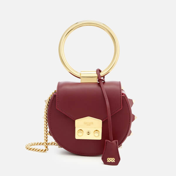 SALAR Women's Jie Ring Bag - Ruby