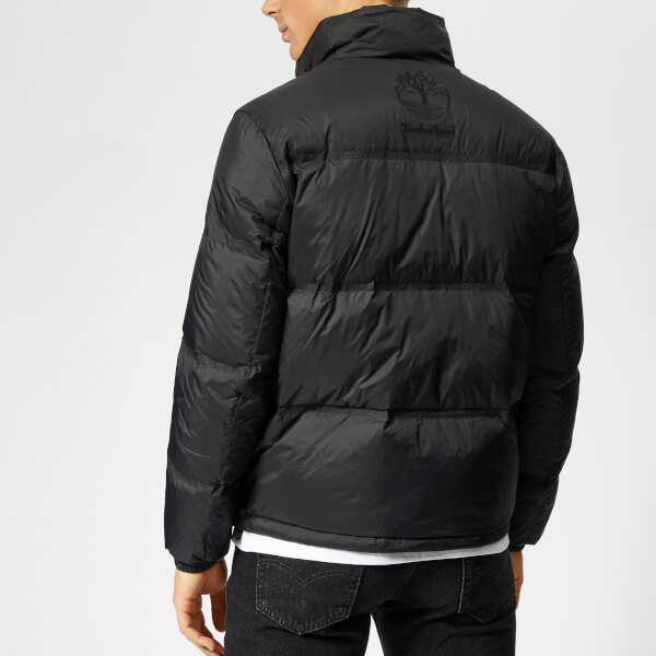 0fd39852ebe3 Timberland Men s SLS Down Puffer Jacket - Black Clothing