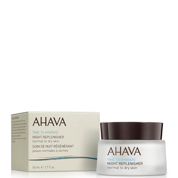 AHAVA Night Replenisher Normal to Dry Skin 50ml