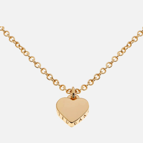 Ted Baker Women's Hara: Tiny Heart Pendant Necklace - Gold