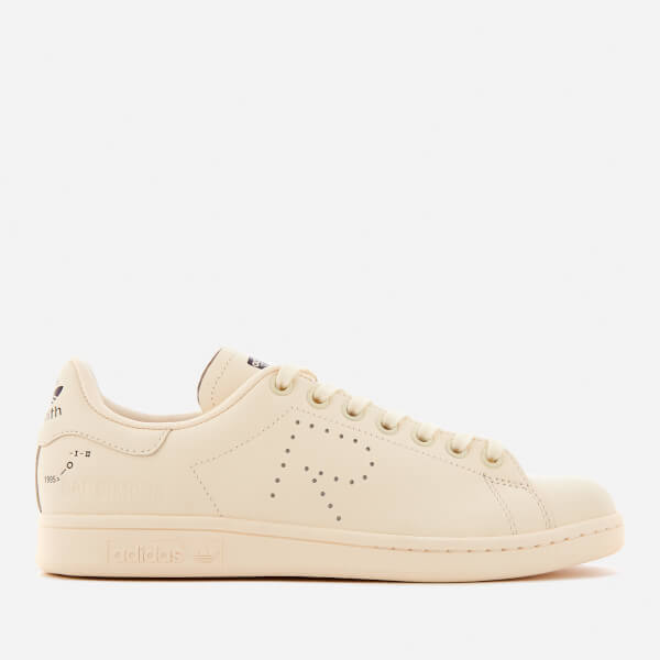 adidas by Raf Simons Stan Smith Trainers - C White/C Brown