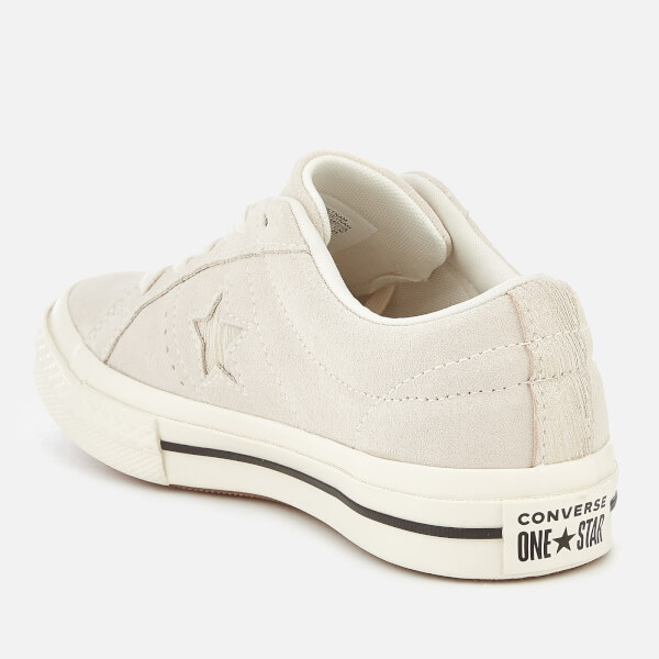 Converse Women s One Star Ox Trainers - Egret Gold Black Womens ... efbb1163d