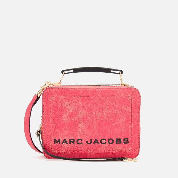 7366d80f137 Marc Jacobs Women s The Box Bag - Peony  Image 1