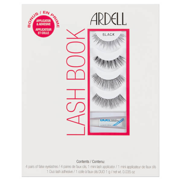 Ardell Lashbook False Eyelashes