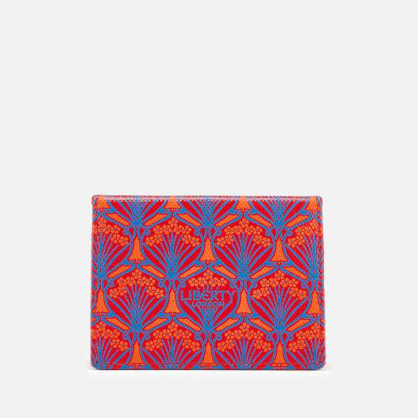 Liberty London Women's Iphis Travel Card - Red