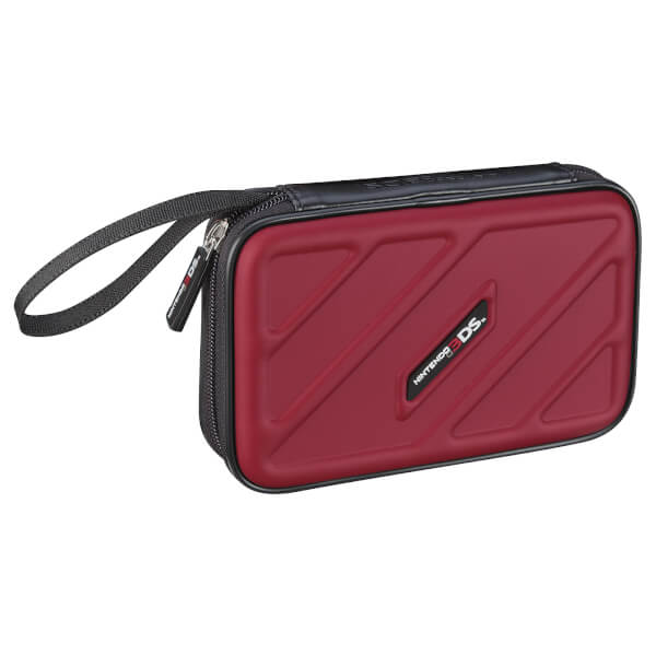 Nintendo 3DS Multi-Case - Armoured (Red)