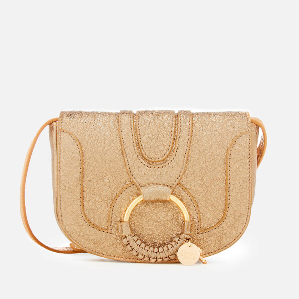 See By Chloé Women's Mini Hana Cross Body Bag - Sandy Brown: Image 01