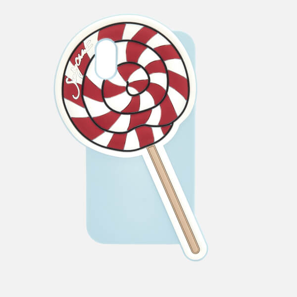 See By Chloé Women's Lollipop Phone Case - Skylight