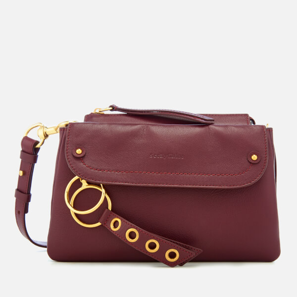 See By Chloé Women's Shoulder Bag - Obscure Purple: Image 01