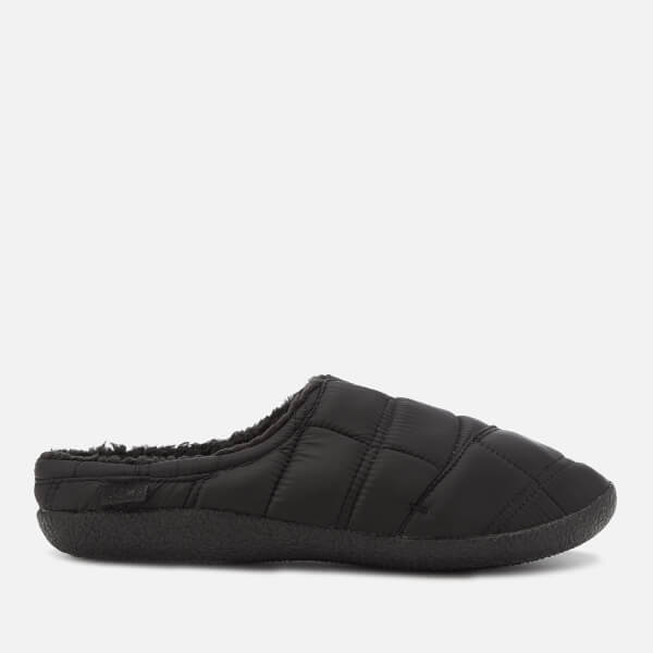 93d9c0444fdc TOMS Men s Berkeley Quilted Slippers - Black Clothing