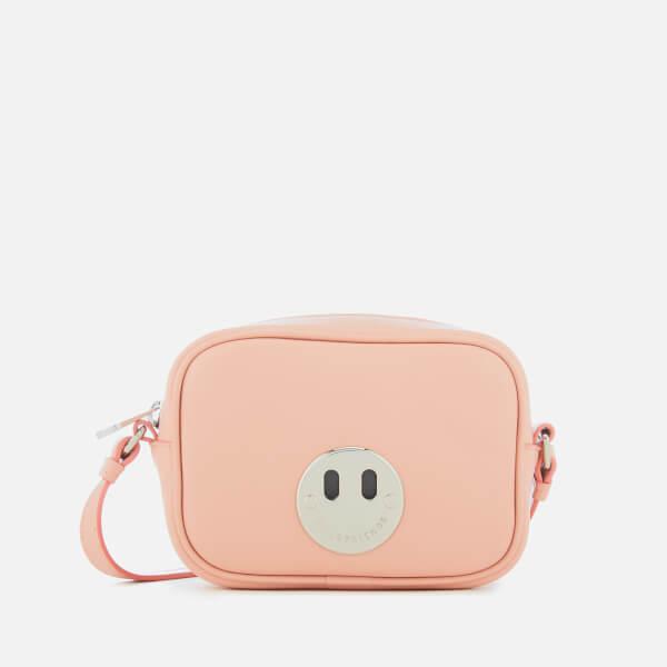 Hill & Friends Women's Happy Mini Camera Bag - Blush Pink