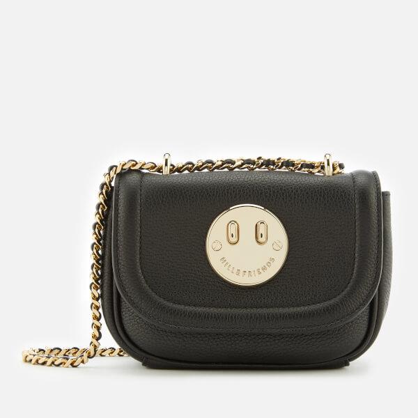 Hill & Friends Women's Happy Tweency Bag - Liquorice Black