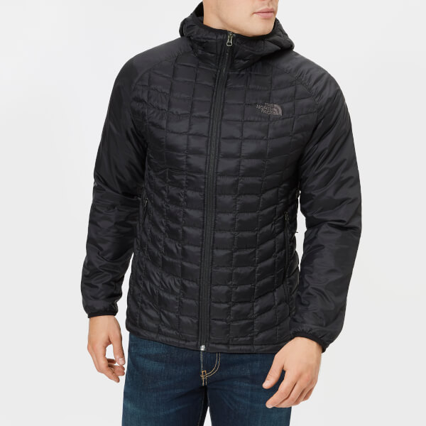 a1b64b77f0d5 The North Face Men s Thermoball Sport Hooded Jacket - TNF Black ...