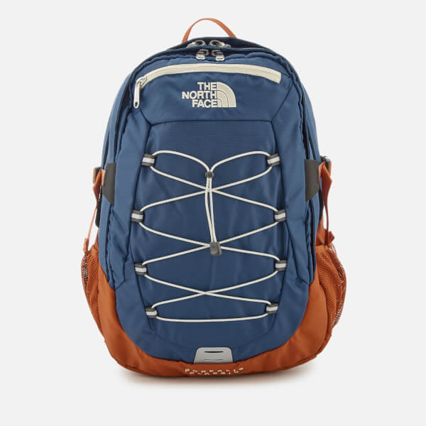 The North Face Borealis Classic Backpack - Shady Blue Womens ... 979b9d32b6c6