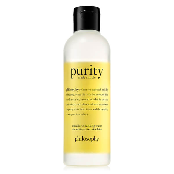 philosophy Purity Made Simple Cleansing Micellar Water 200ml