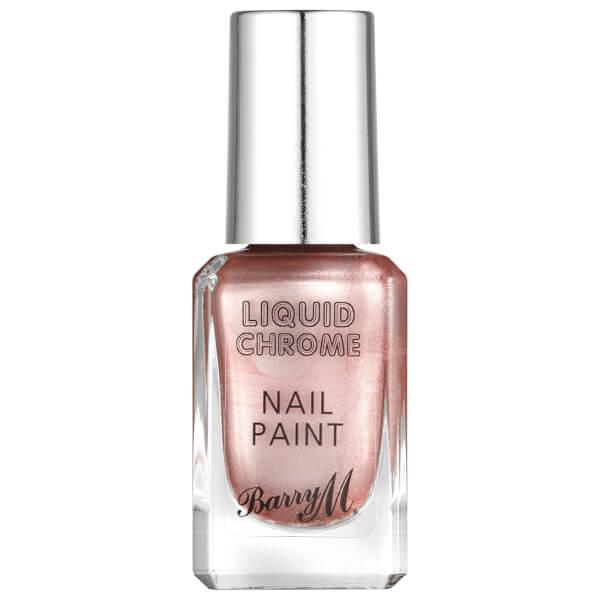Barry M Cosmetics Liquid Chrome Nail Paint - Razzle Dazzle