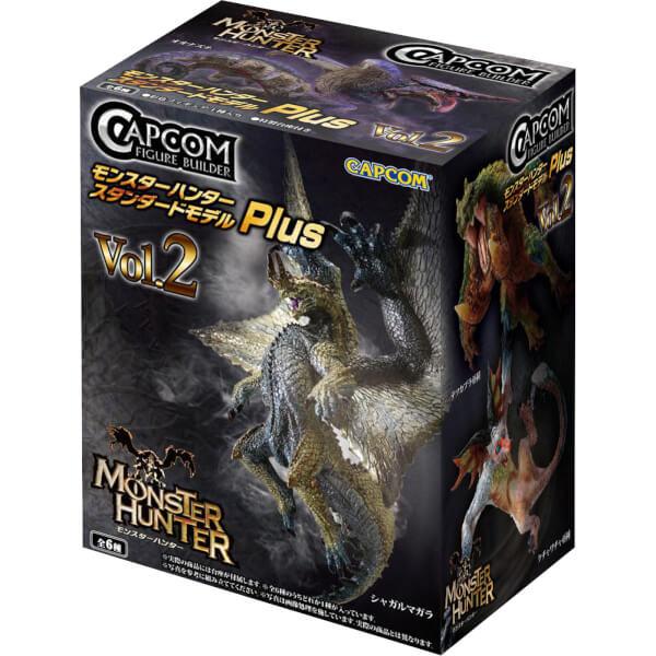 Monster Hunter Figures Plus Vol.2 - Single Figure