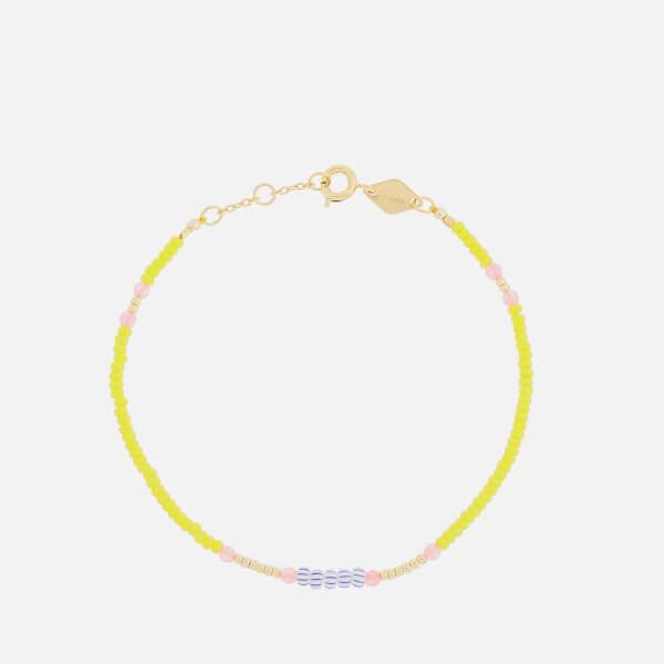 Anni Lu Women's Peppy Bracelet - Lemon Drop