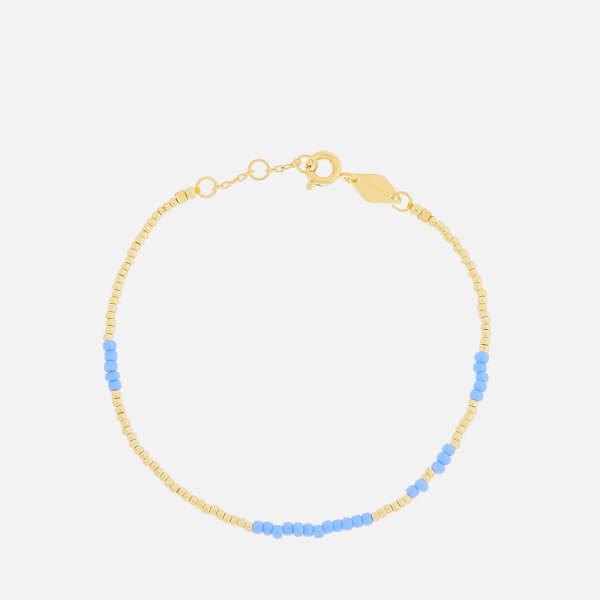 Anni Lu Women's Asym Bracelet - Blue