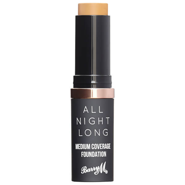 Barry M Cosmetics All Night Long Foundation Stick (Various Shades)