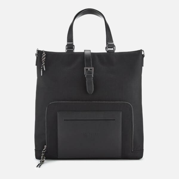 Ted Baker Men's Tidee Smart Nylon Tote Bag - Black