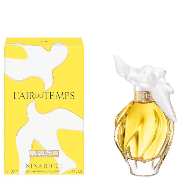 Nina Ricci L'Air Du Temps Eau De Parfum 100ml Perfume