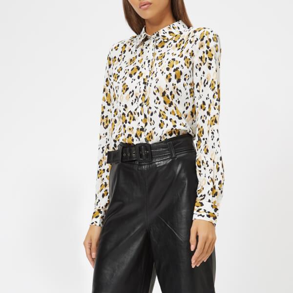 Gestuz Women's Leopa Shirt - Multi